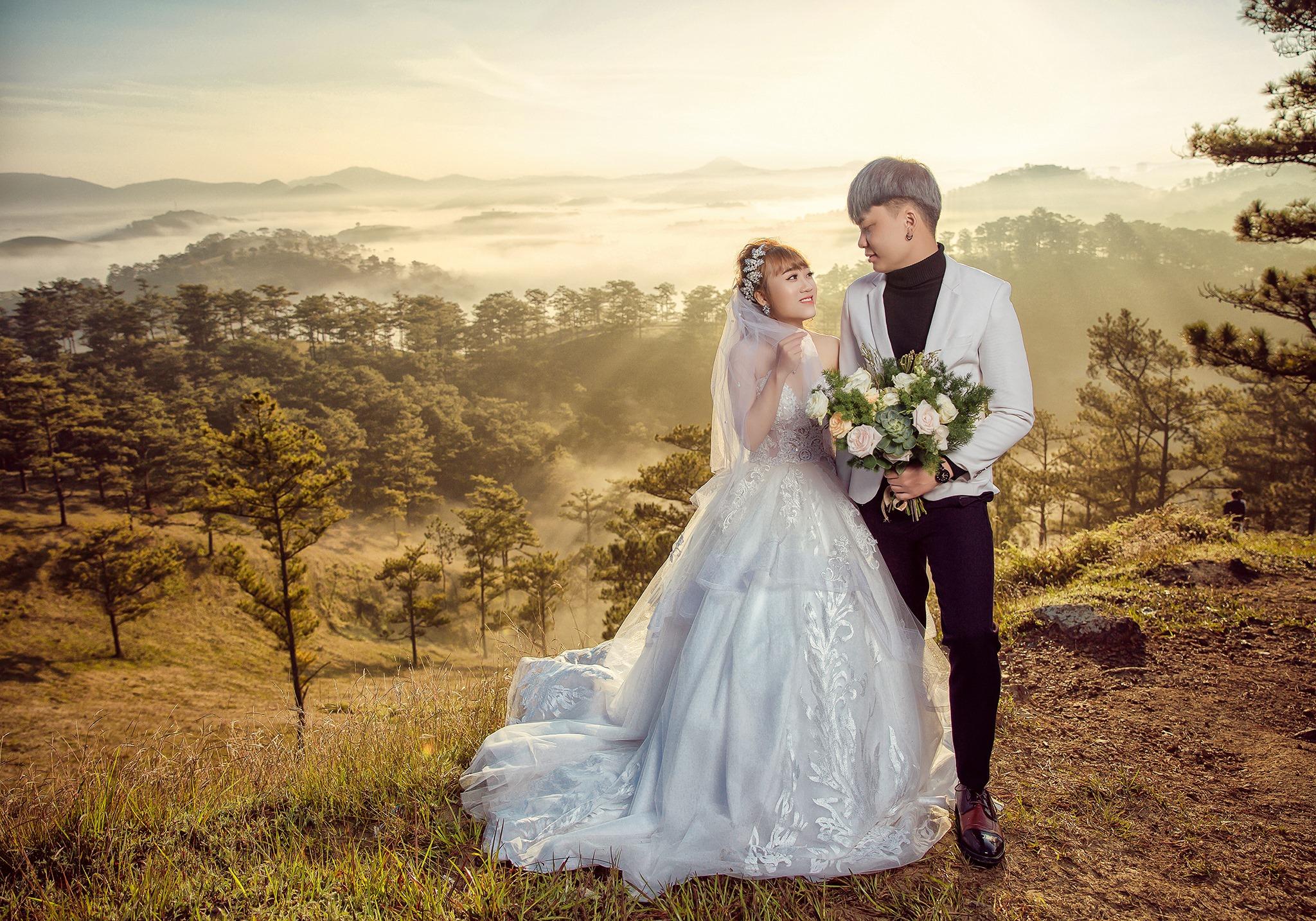 Xếp hạng 10 Studio chụp ảnh cưới đẹp nhất Đà Lạt - Amanda Wedding