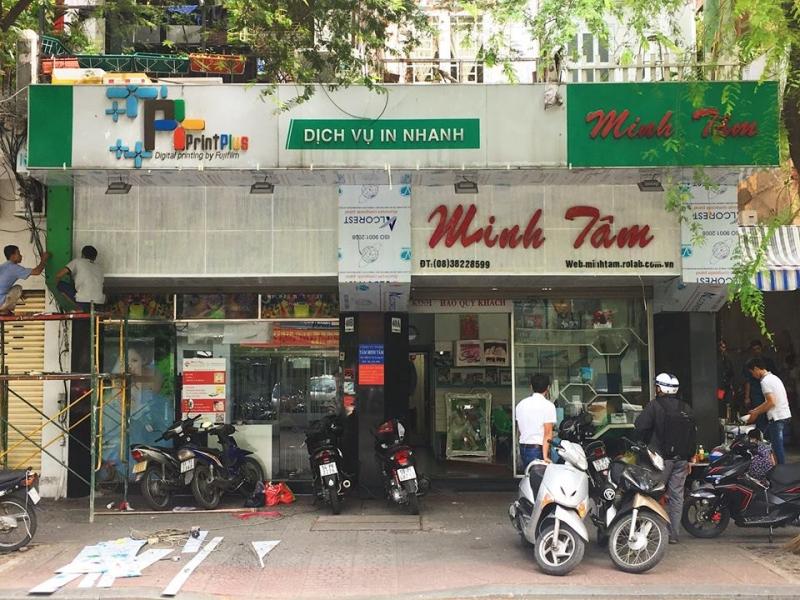 Xếp hạng Top 10 tiệm chụp ảnh thẻ đẹp nhất lấy liền ở TPHCM - Ảnh Kỹ Thuật Số Minh Tâm