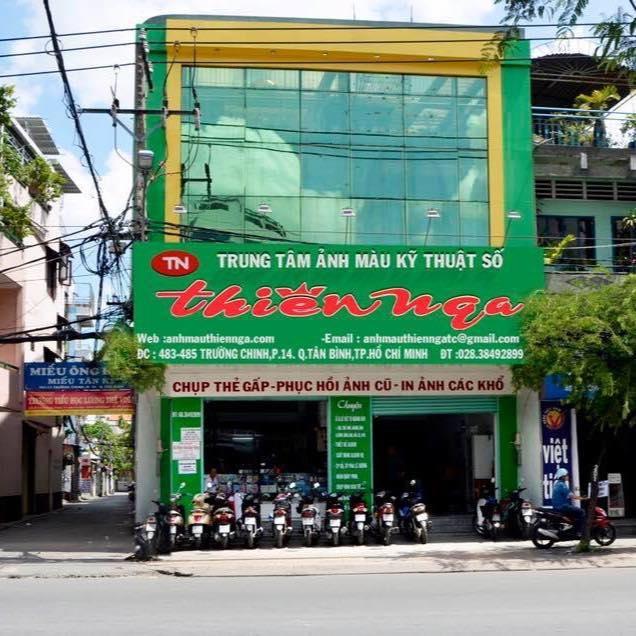 Xếp hạng Top 10 tiệm chụp ảnh thẻ đẹp nhất lấy liền ở TPHCM - Ảnh màu KTS Thiên Nga