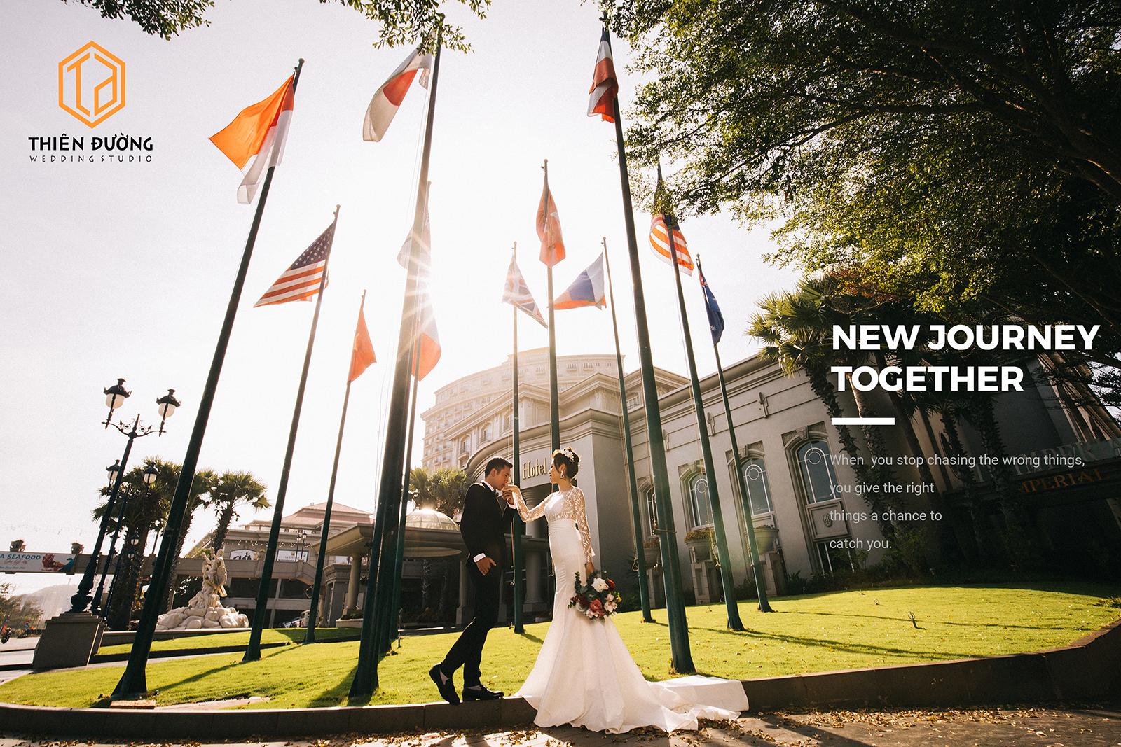 Xếp hạng 6 Studio chụp ảnh cưới đẹp nhất TP Vũng Tàu - Áo Cưới Thiên Đường