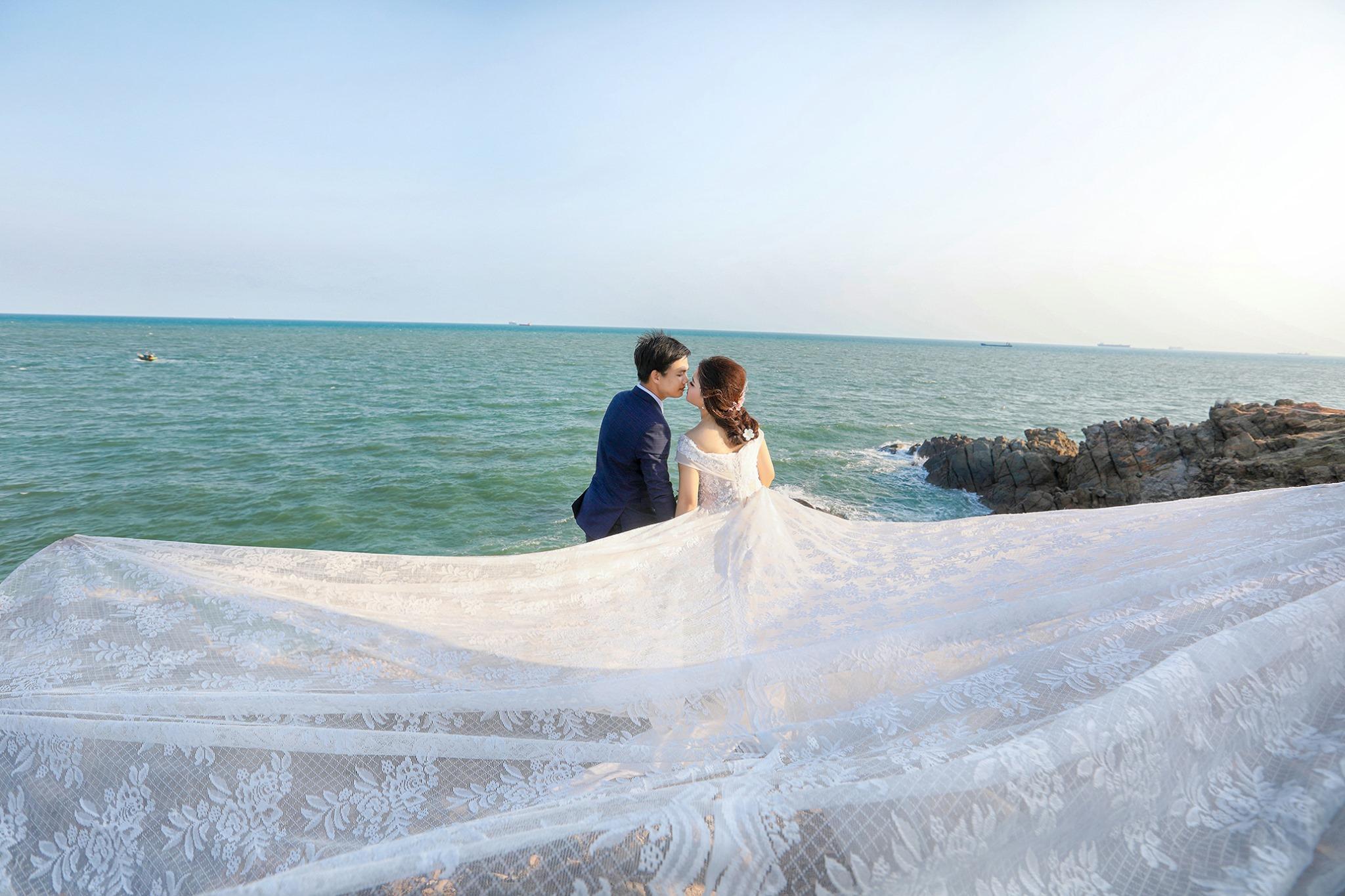 Xếp hạng 6 Studio chụp ảnh cưới đẹp nhất TP Vũng Tàu - Áo cưới Ty Ty