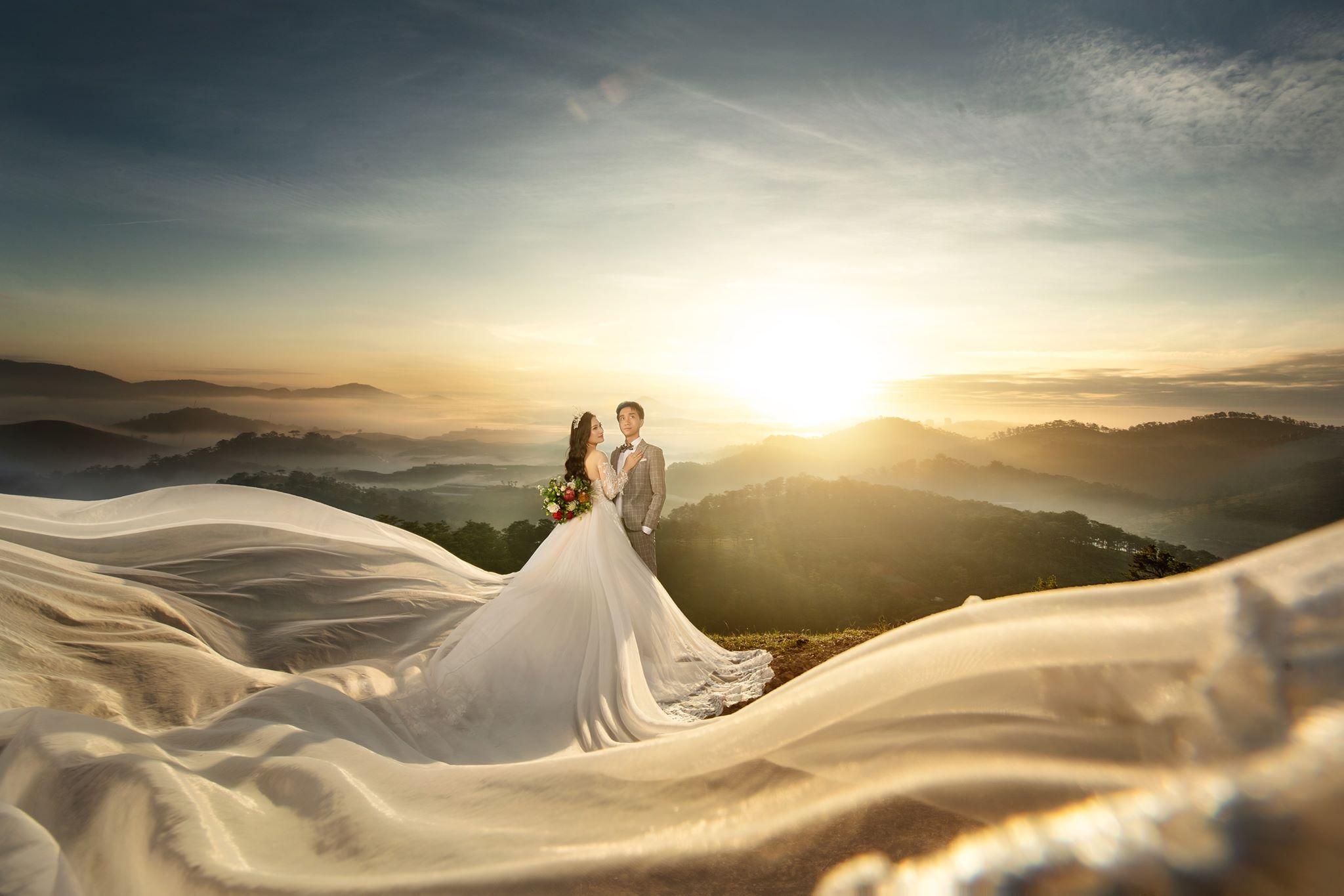 Xếp hạng 10 Studio chụp ảnh cưới đẹp nhất Đà Lạt - Studio Đà Lạt - Hiếu Photography