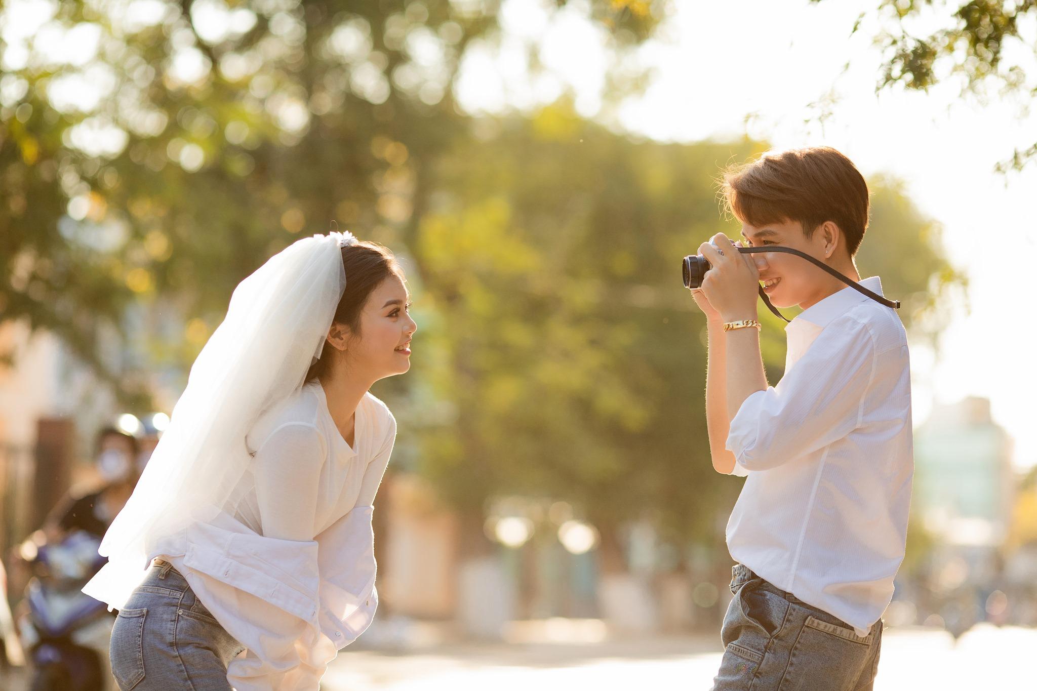 Xếp hạng 8 Studio chụp ảnh cưới đẹp nhất Tiền Giang - Đoàn Quang Huy Studio