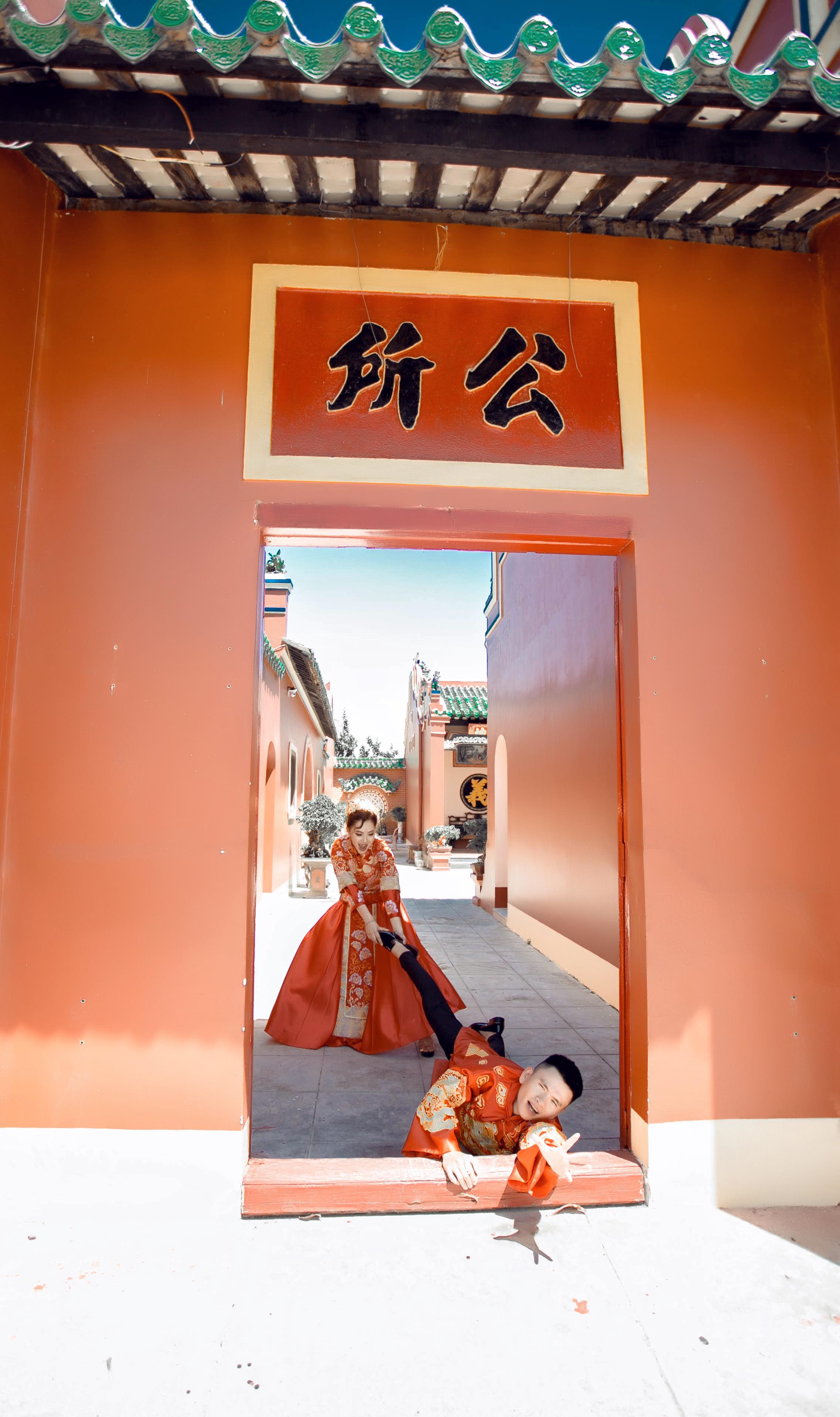 Xếp hạng 7 studio chụp ảnh cưới Hàn Quốc đẹp nhất Nha Trang, Khánh Hòa - Hành Tây Wedding