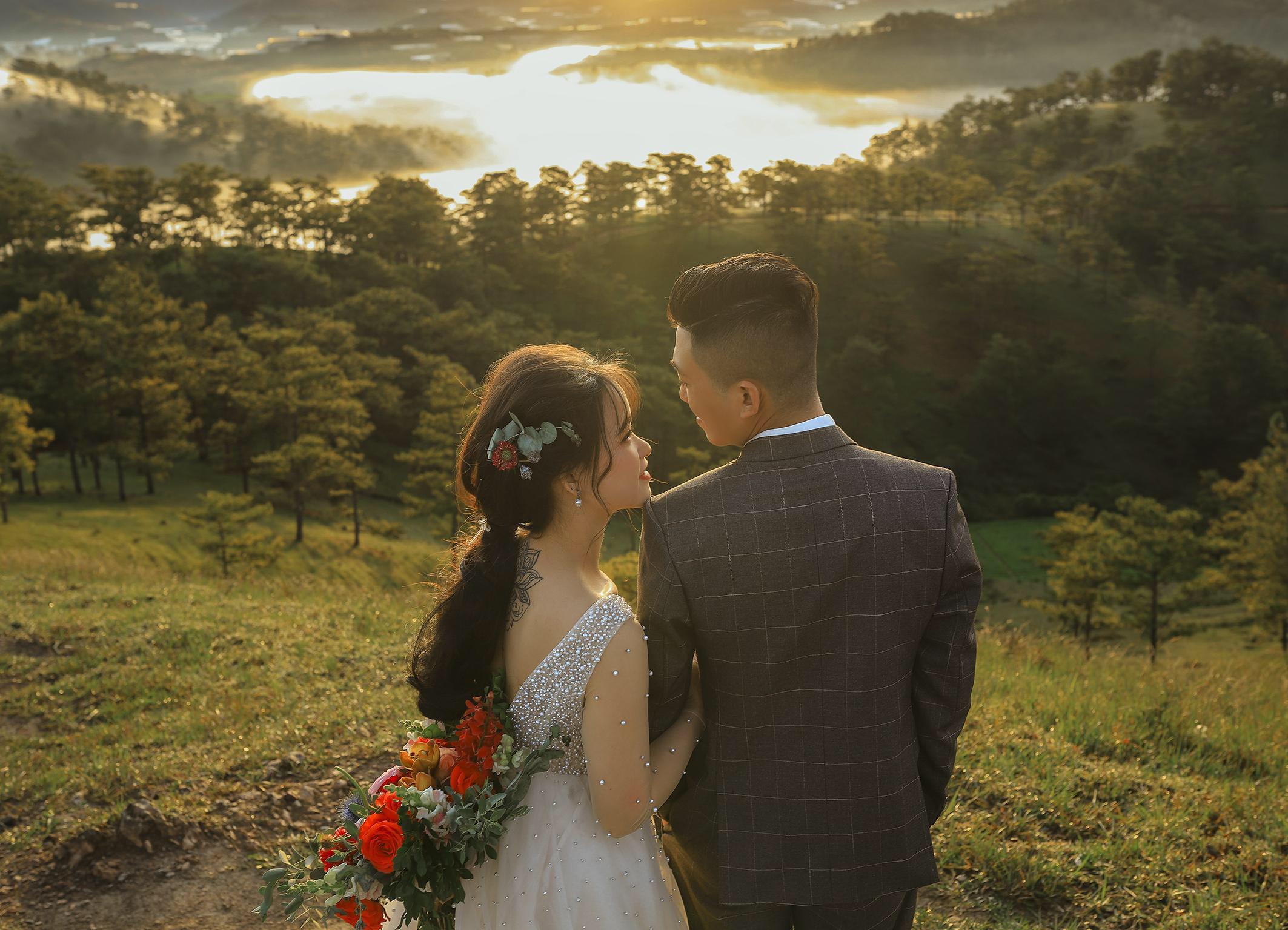 Xếp hạng 5 Studio chụp ảnh cưới đẹp nhất Lâm Đồng - Khánh An Bridal