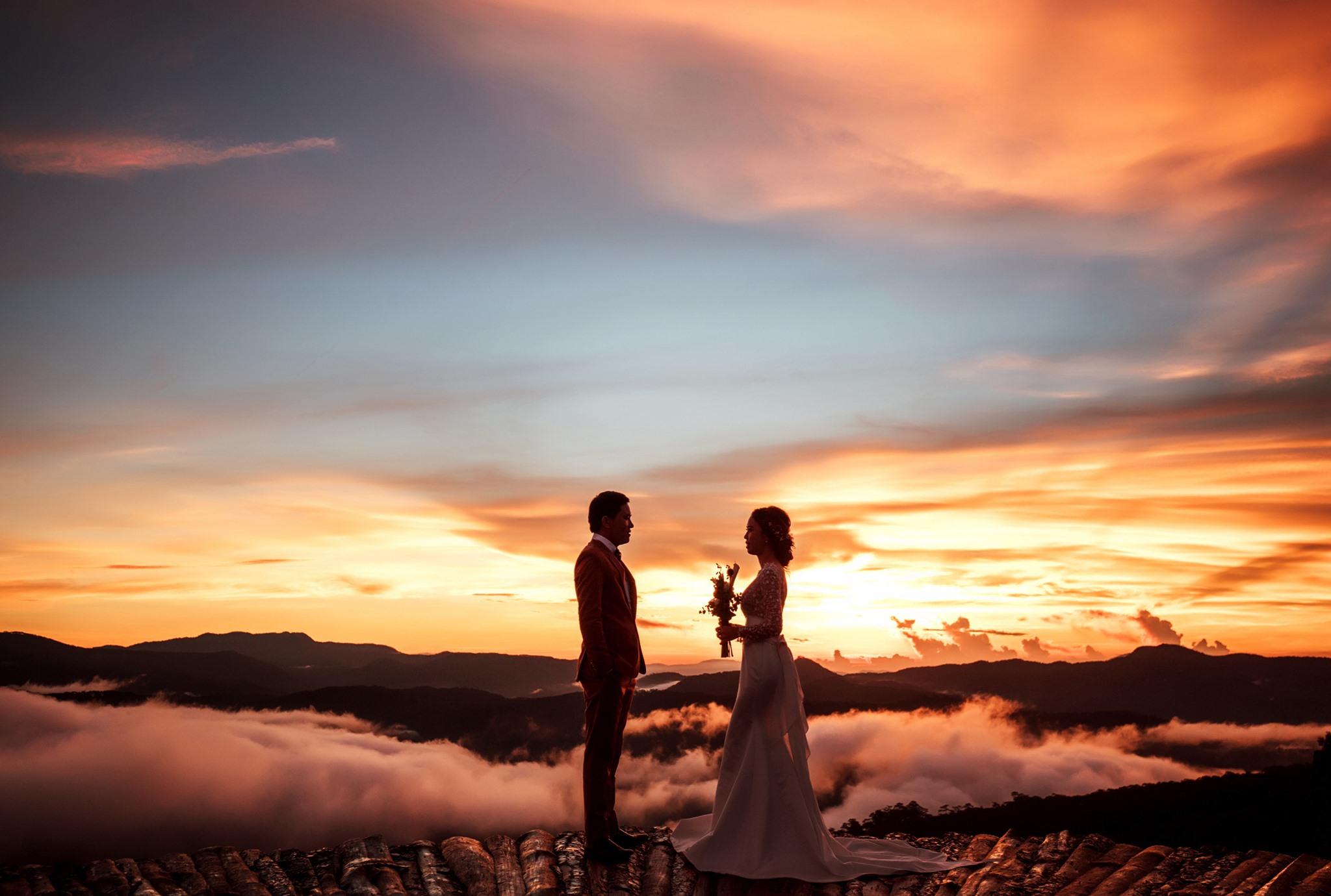 Xếp hạng 10 Studio chụp ảnh cưới đẹp nhất Đà Lạt - Mía Studio