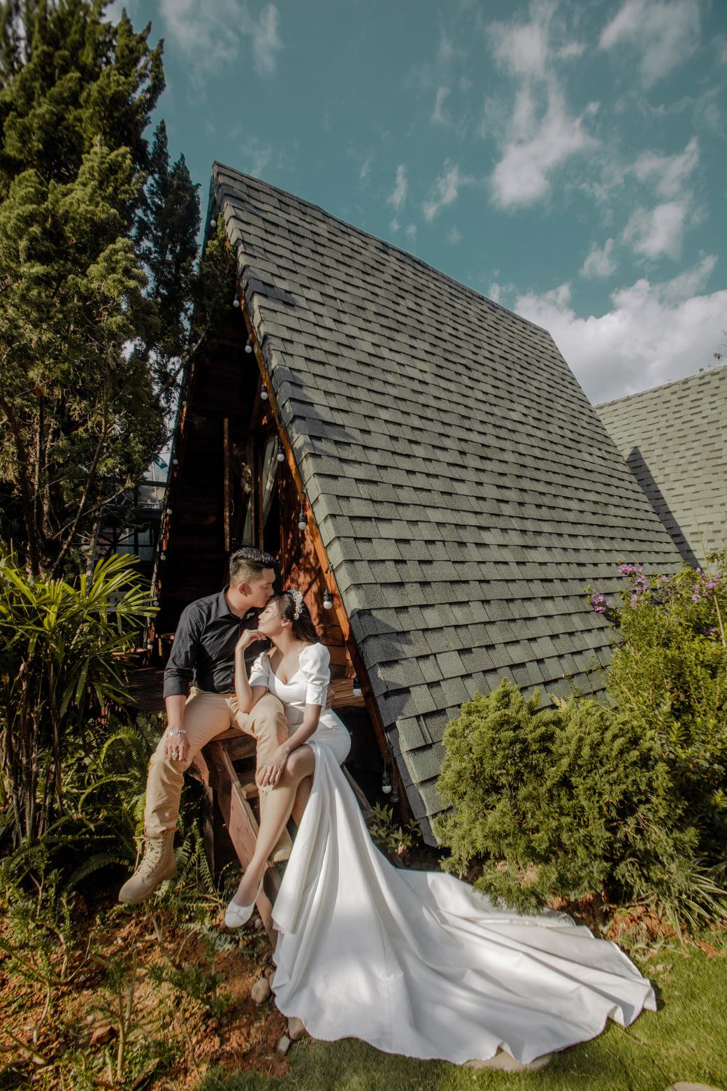 Xếp hạng 10 Studio chụp ảnh cưới đẹp nhất Đà Lạt - Nguyễn Thanh Studio