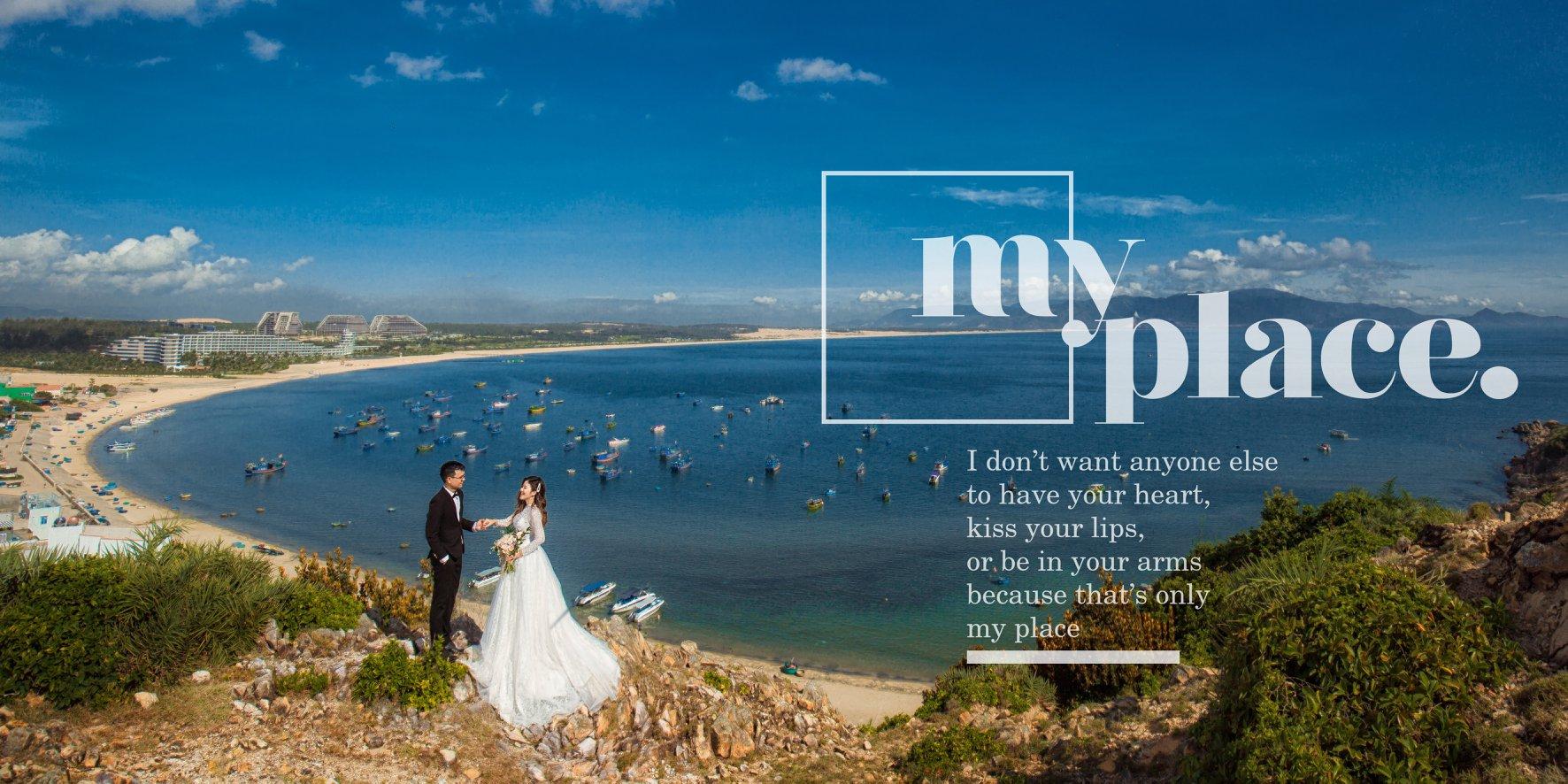 Xếp hạng 9 Studio chụp ảnh cưới đẹp nhất Bình Định - Sam Wedding