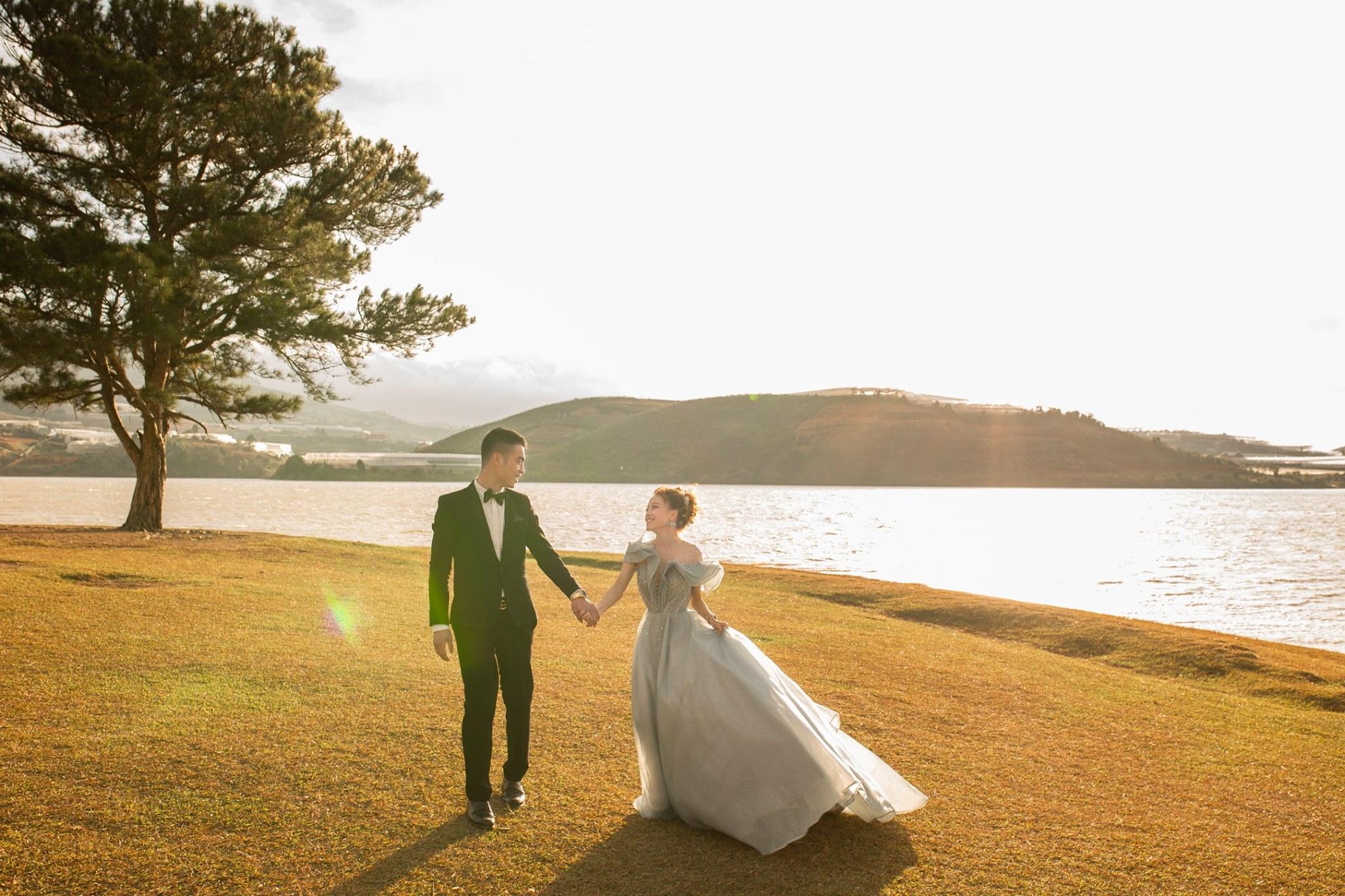 Xếp hạng 10 Studio chụp ảnh cưới đẹp nhất Đà Lạt - Studio Bảo Anh