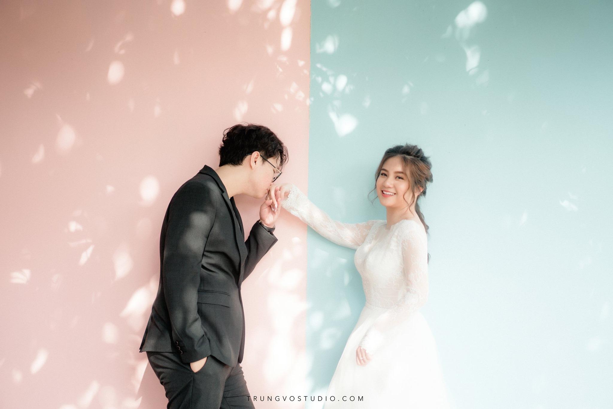 Xếp hạng 10 studio chụp ảnh cưới đẹp nhất Thành phố Hồ Chí Minh - Trung Võ Studio