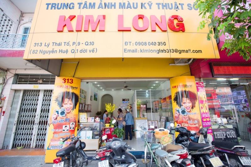 Xếp hạng Top 10 tiệm chụp ảnh thẻ đẹp nhất lấy liền ở TPHCM - Trung tâm ảnh màu KTS Kim Long